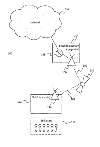 Method, apparatus and system for use in a satellite broadband installation