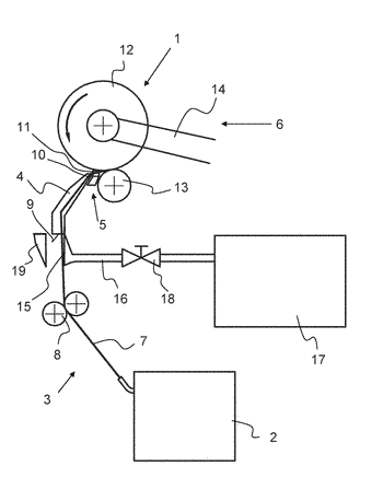 Method for a textile machine and a textile machine