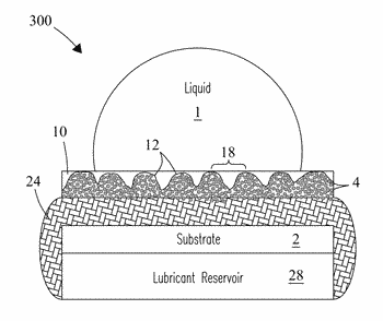 Paintable hydrophobic and lubricant-infused surface coatings and processes for making and using same