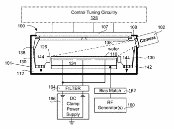 Methods for detecting endpoint for through-silicon via reveal applications