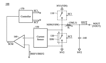 Switched mode power supply circuit