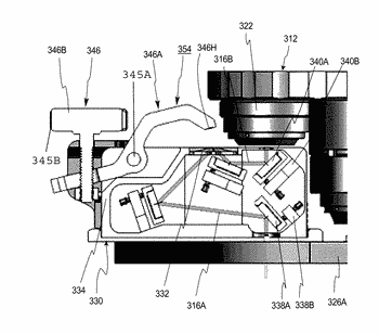 Infrared spectroscopic imaging microscope with an attenuated total reflection imaging sub-assembly