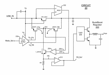 Bi-directional current sensing circuit