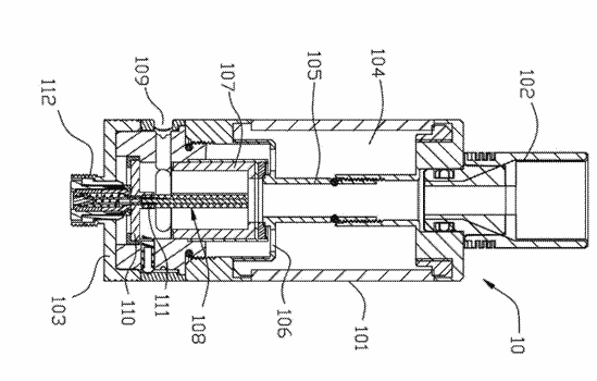 Heating assembly, atomizer and electronic cigarette having same