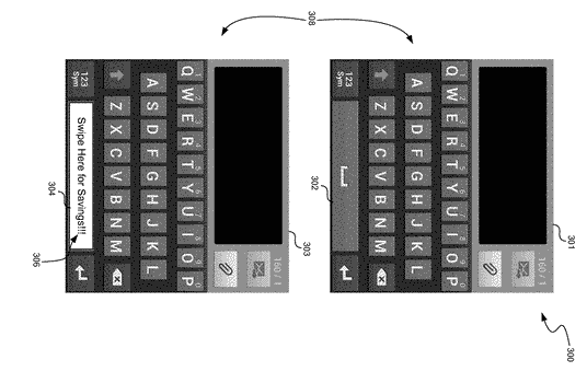 Systems, apparatuses and methods for using virtual keyboards