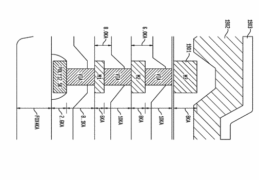 Semiconductor device having features to prevent reverse engineering