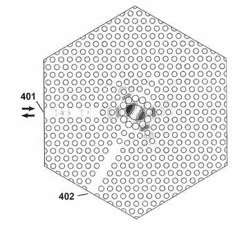 Compact optical key based on a two-dimensional photonic crystal with 120 degree folding