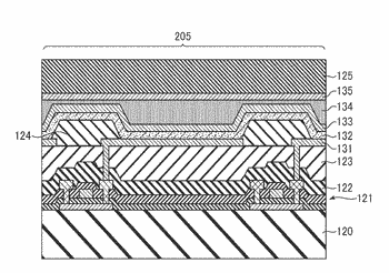 Organic electroluminescence display device