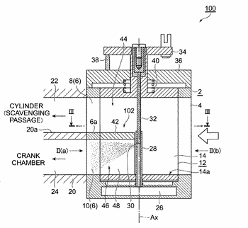 Rotary carburetor for two-stroke internal combustion engine