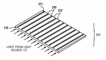 Light guide plate and backlighting device including the same