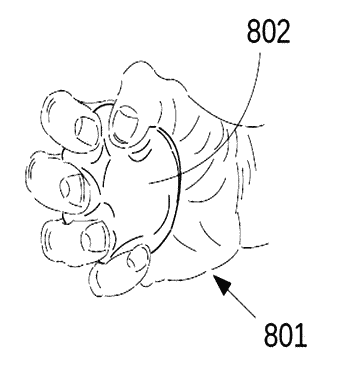 System and method of haptic feedback by referral of sensation