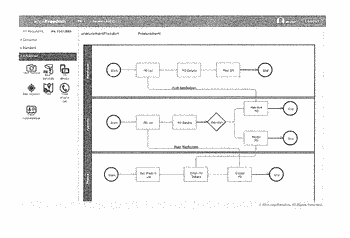 Automated offline application (app) generation system and method therefor