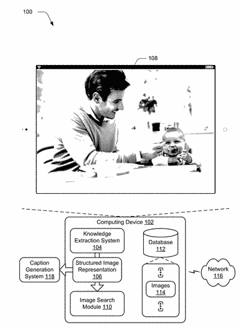 Structured knowledge modeling, extraction and localization from images