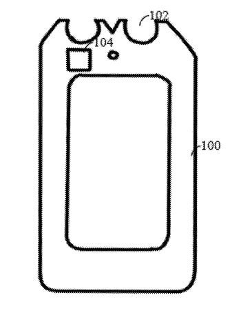 Apparatus for carrying a portable electronic device