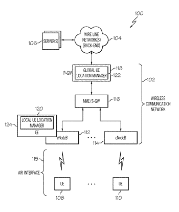 Mobility detection for edge applications in wireless  communication networks