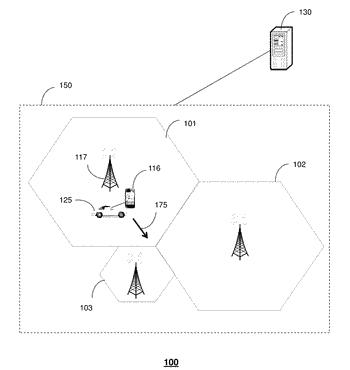 Method and apparatus for managing handovers in a wireless network