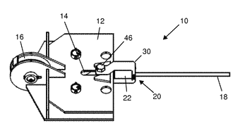 Cable adapter and method