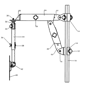 Universal canopy suspension system for multiple functioning embodiments