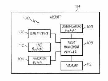 System and method for aircraft operations including path guidance panel with conditional waypoints