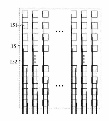 In-cell touch screen and a controller adapted thereto