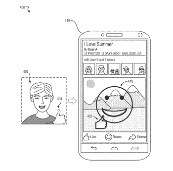 Systems and methods for dynamically generating emojis based on image analysis of facial features