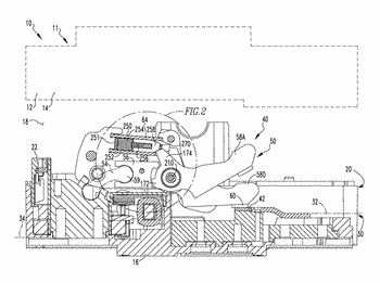 Electrical switching apparatus and clinch joint assembly therefor