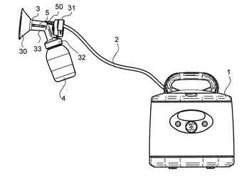 Device for pasteurization of human milk