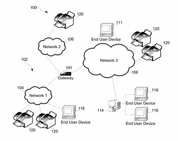 Generating a representative view for a multipage compilation of information