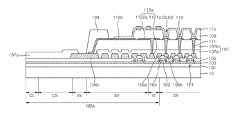 Organic light-emitting diode (oled) display and method of manufacturing the same