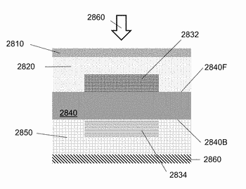 Fired multilayer stacks for use in integrated circuits and solar cells