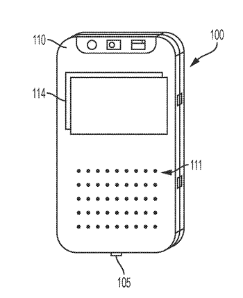 Integrated mobile phone case and charger