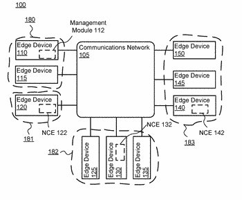 Methods and apparatus for a distributed fibre channel control plane