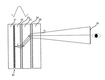 Method for encoding a hologram in a light modulation device