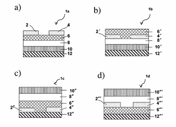 Molecular and polymeric semiconductors and related devices