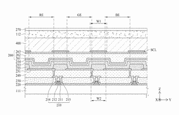 Organic light emitting display device and head-mounted display including the same
