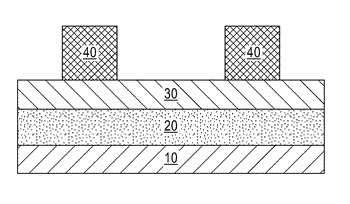 Pattern decomposition for directed self assembly patterns templated by sidewall image transfer