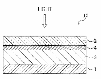 Photoelectric conversion element, imaging device, optical sensor and method of manufacturing photoelectric conversion element