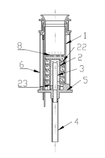 Airflow preheating device