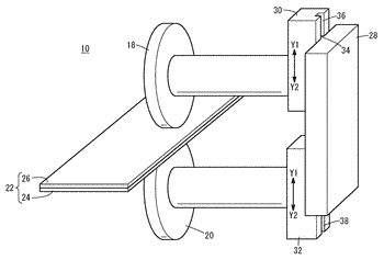 Seam-welding method and device therefor