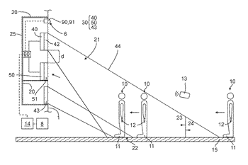 Assembly module for a motor vehicle comprising an optical sensor system and an emergency actuation ...