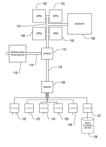 Methods and systems to allocate physical data-storage costs to logical disks