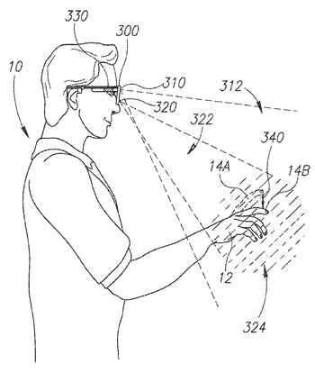 Method, system and device for navigating in a virtual reality environment