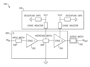 Broadband power amplifier systems and methods