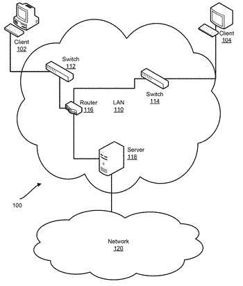 System and method for minimizing broadcast communications when allocating network addresses