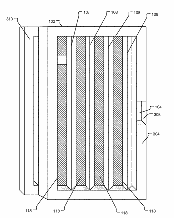 Method and apparatus for acoustical noise reduction and distributed airflow