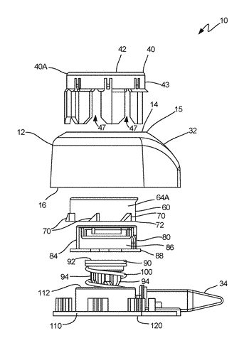 Devices, systems and methods for actuation and retraction in fluid collection