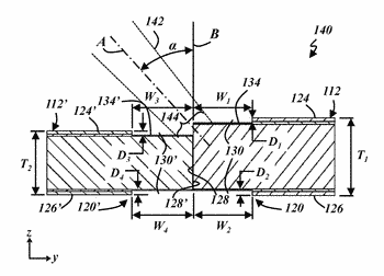 Welded blank assembly and method