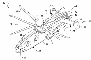 Vortex generators and method of creating vortices on an aircraft