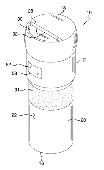Beverage access restricting drinking assembly