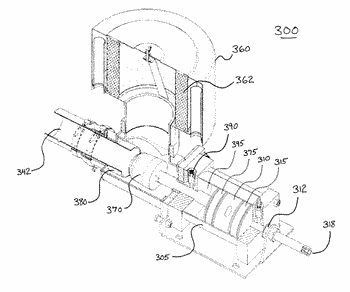 Mechanically controlled vacuum throttle for a continuous dense phase particulate material conveying system and method